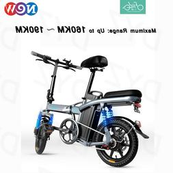FIIDO 14'' Electric Bike City Bike Folding E-Bike FIIDO Bicy