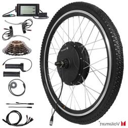 48V 1500W Rear Wheel Electric Bicycle Motor Conversion Kit E