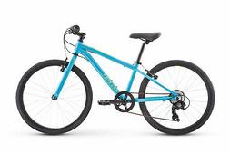 Raleigh 2018 Cadent 24 Youth Road Bike Blue