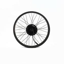 26 INCH REAR WHEEL SET WITH 48V 1000 W MOTOR for ebikes elec