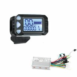 350W Ebike Controller Finger Throttle LCD Display Electric B