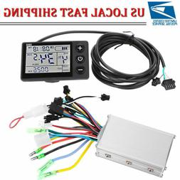 36-48V eBike Electric Bicycle Scooter Brushless Controller L