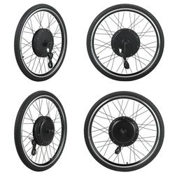 """36V Front Wheel 500W 26"""" Ebike Cycling Electric Bicycle Moto"""
