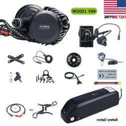 BAFANG 48V 1000W BBSHD Mid Drive Motor Engine Conversion Kit