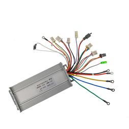 48V 1000W Brushless DC Sine Wave Speed Controller for Ebike
