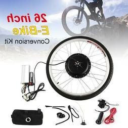 48V Front Wheel Electric Bicycle Motor Conversion Kit 1000W