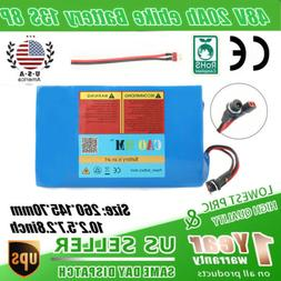 48V20Ah Lithium li-ion Battery for 1000W ebike Bicycle Elect