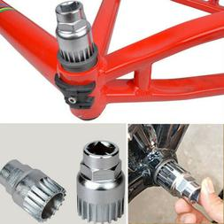 4pcs/set Bike MTB Bicycle Crank Chain Axis Extractor Removal