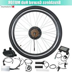 500W Electric Bicycle eBike Conversion Kit Brushless Geared