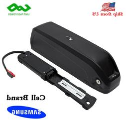 52V 14Ah 1000W Hailong Lithium Ion Ebike Battery with USB fo