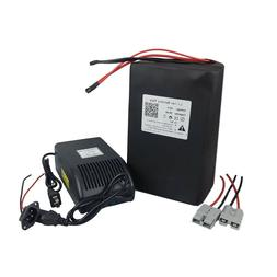 52V 30Ah Lithium Li-ion Battery Pack Fit For 48V 52V 1500W E