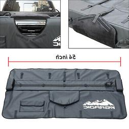 """54"""" Truck Tailgate Pad Shuttle Pad 5 Bikes for Middle&Large"""