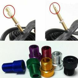 5pcs Bicycle Bike Presta Pump Valve Adapter Bike Accessories