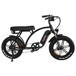 Addmotor Electric Bikes M-60 R7 Cruiser E-bikes with Removab