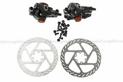 AVID BB7 MTB Disc Bike Brakes set Front & Rear Calipers with