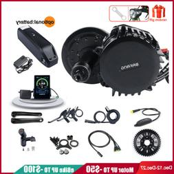 BAFANG BBSHD 52V 1000W Mid Motor Ebike Conversion Kit with B