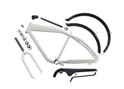 FELT BICYCLE CANVAS BEACH CRUISER FRAME KIT