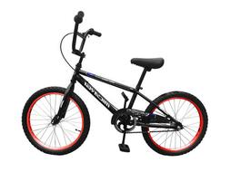 Micargi Bike Jakster Boy 20-inch BMX Bicycle Black and Red N