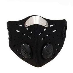 Bike Outdoor Cycling Anti-dust Anti Flu Half Face Mask With