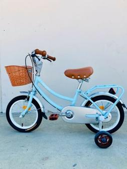 "children bike kids bike 14"" for 4-6 years old princess with"