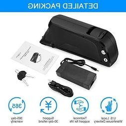 Dolphin Lithium Ebike Battery for 500W 750W Electric Bicycle