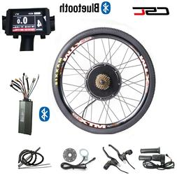 E bike Kits 48V 1500W front or Rear Hub Motor with Tyre for