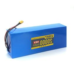 Ebike Battery 48V 20ah Lithium ion Battery with Charger, for