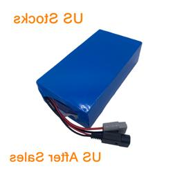EBIKE BATTERY 20AH 36V Li-ion BMS Charger Rechargeable Elect