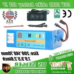 EBIKE BATTERY LITHIUM Li-Ion 36V20AH Bicycle Scooter Electri