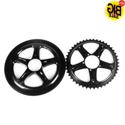 BAFANG Ebike Motor Chainring Wheel and Chain Guard Ebike Spr