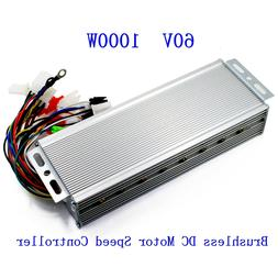 60V 1000W Electric Bicycle E-bike Scooter Brushless DC Motor