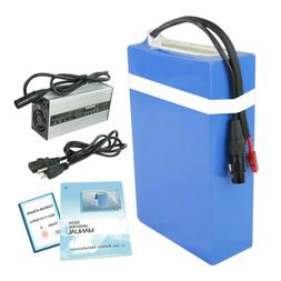 52V 30AH Lithium Ebike Battery For 48V 750W 1000W Electric S
