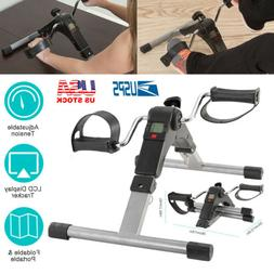 Foldable Pedal Exercise Machine Fitness Digital LCD Exercise