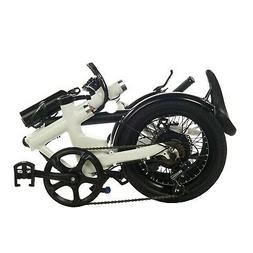 FOLDING ELECTRIC BIKES  E-BIKE LIGHTWEIGHT EBIKE BICYCLE FRE