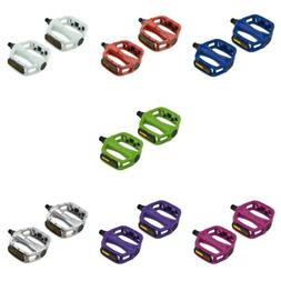 """FX-565 Alloy Pedals 9/16"""" Bicycle beach cruiser BIKE Pedals"""