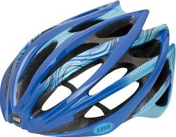 Bell Gage Bicycle Helmet Blue Gold Swerve Size Large 58-62cm
