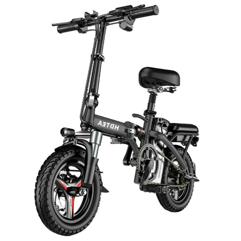 14'' Electric Bike Commuter City 48V Lithium-ion