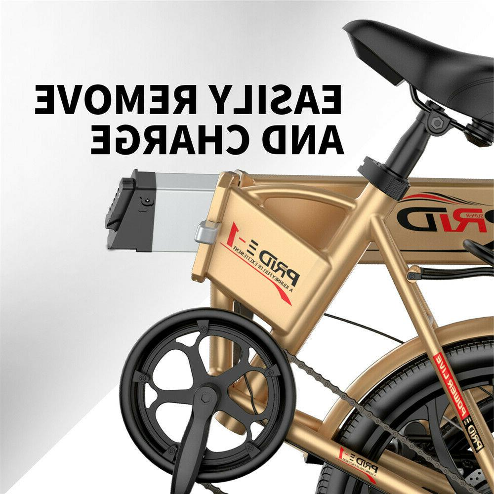 """ENGWE 20"""" Bicycle 48V 8AH Mountain Snow 6"""