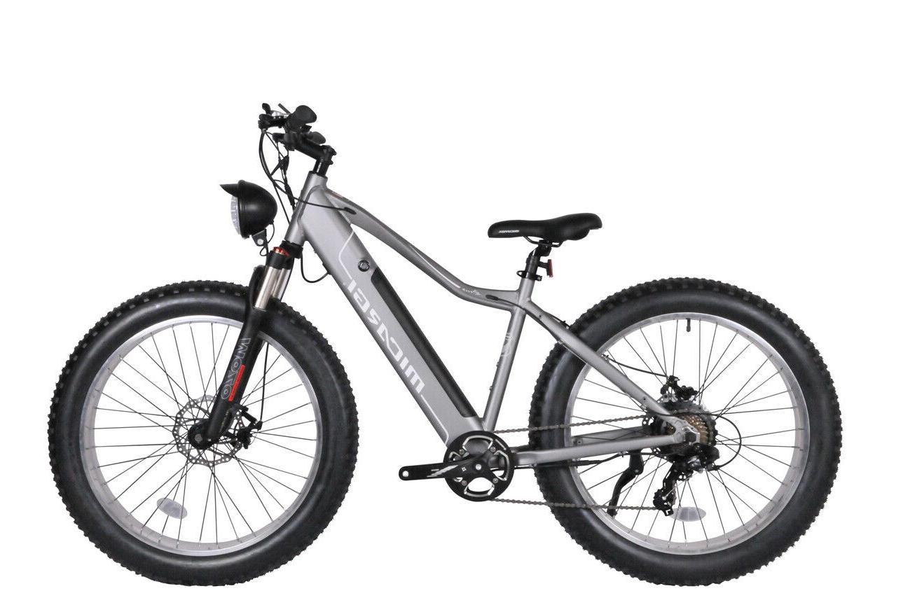 26 fat tires electric bicycle samsung battery