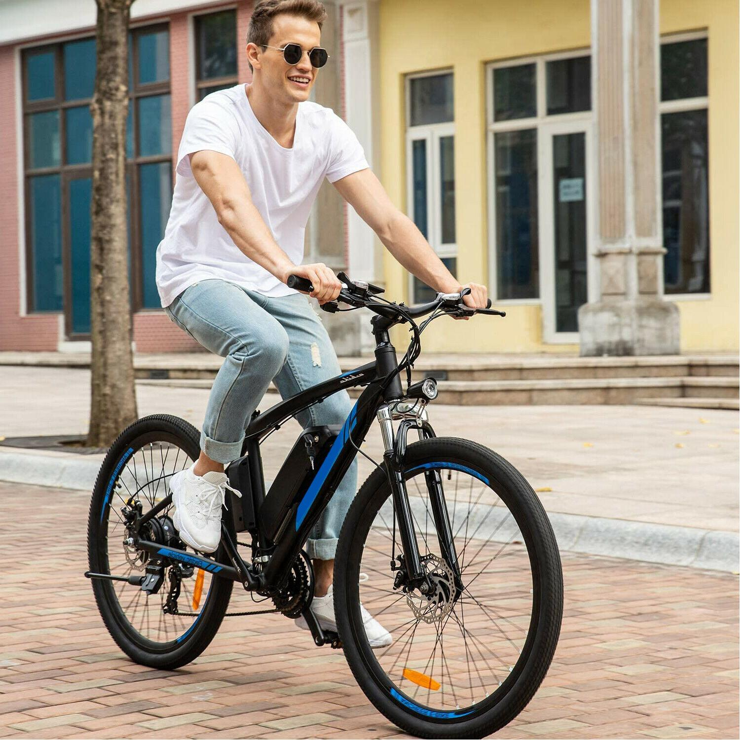 ANCHEER 500W Bike Bicycle 20Speed