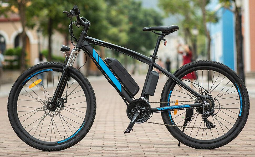 ANCHEER Bike Bicycle 20Speed 48V