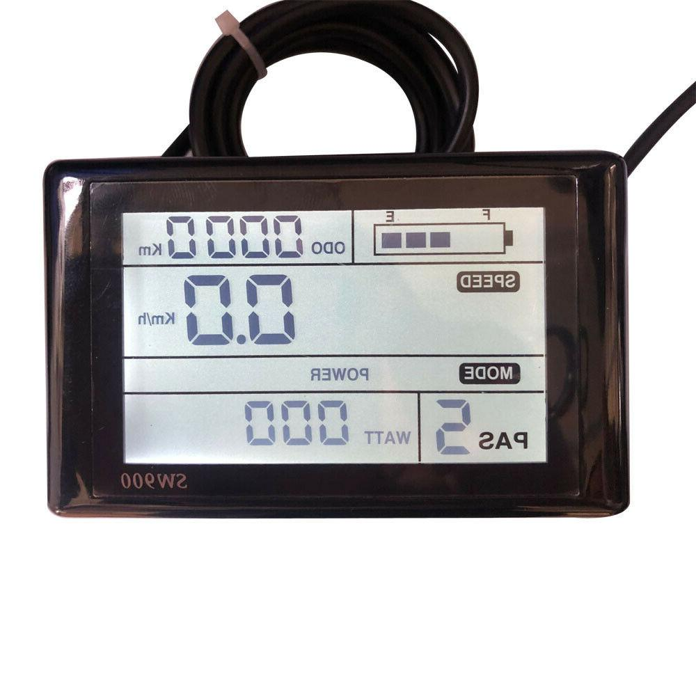 48V 1500W Bicycle E Cycling LCD