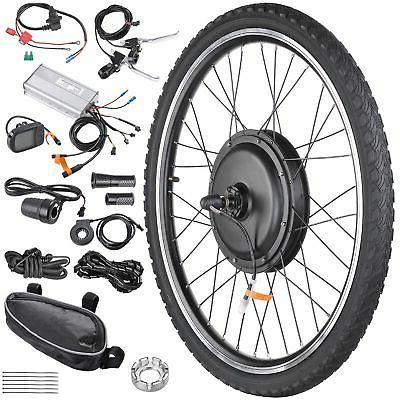 48v1000w front wheel electric bicycle