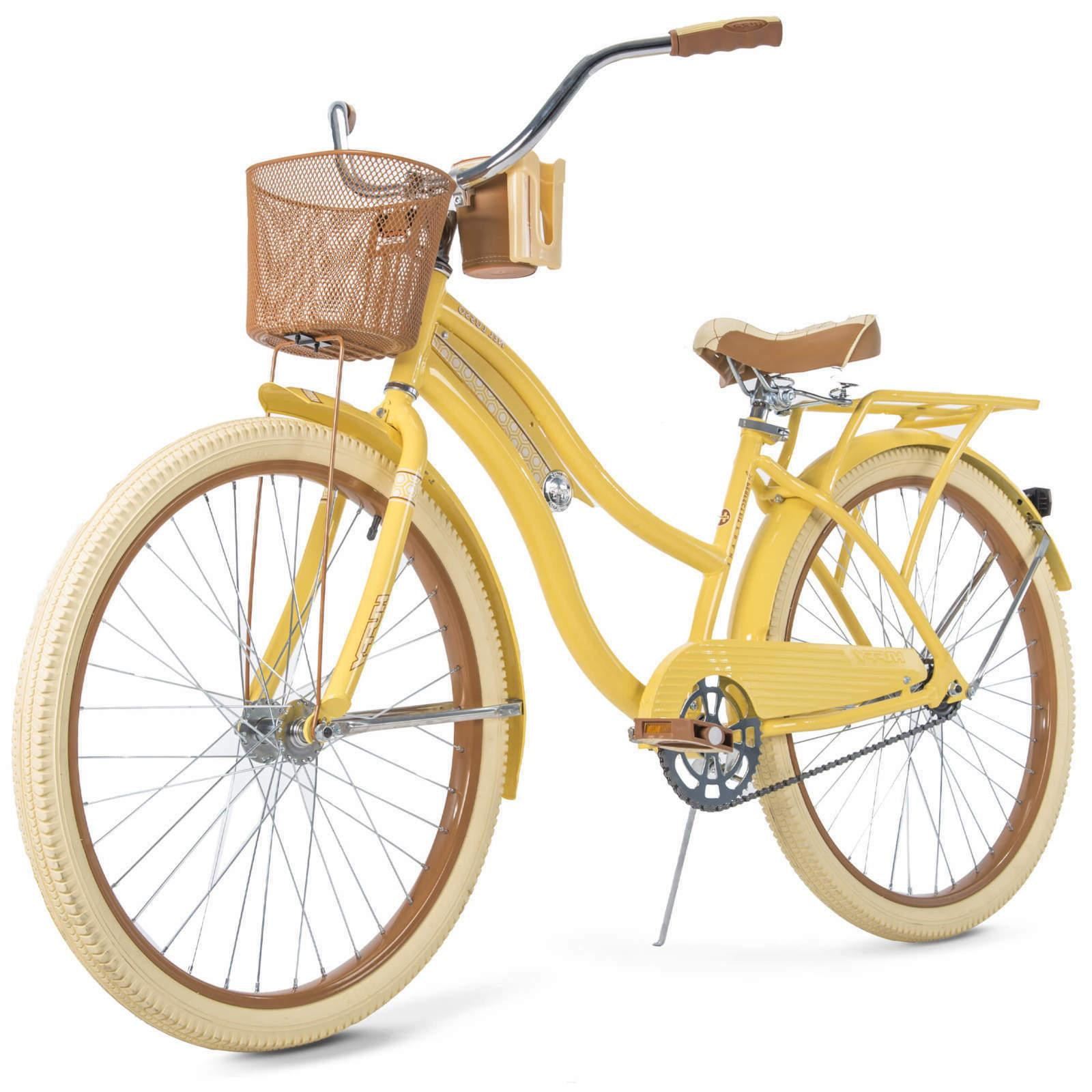 classic cruiser bike with perfect fit frame