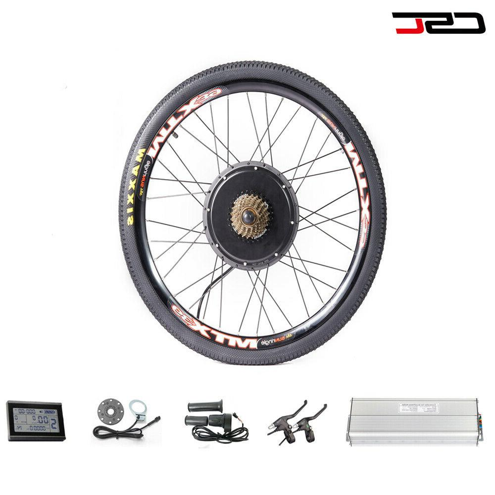 complete ebike kit 48v 1500w with mtx33
