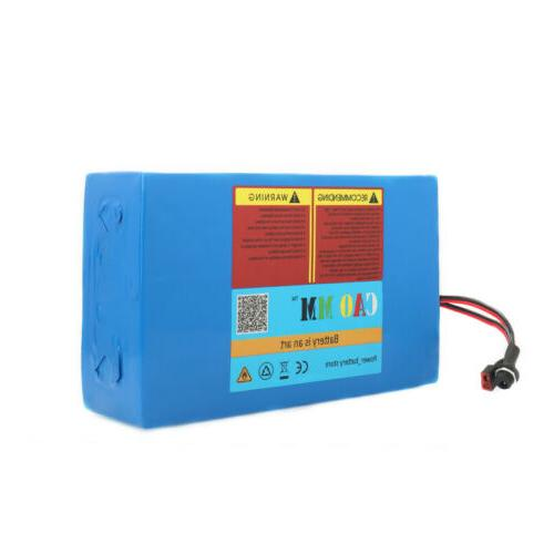 48V Bicycle Bike Scooter Charger