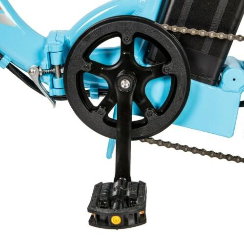 ECOTRIC 10Ah FOLDING Removable 7 Speed