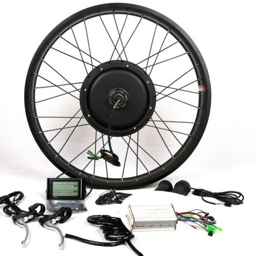 lcd 48v1500w hi speed electric bicycle e