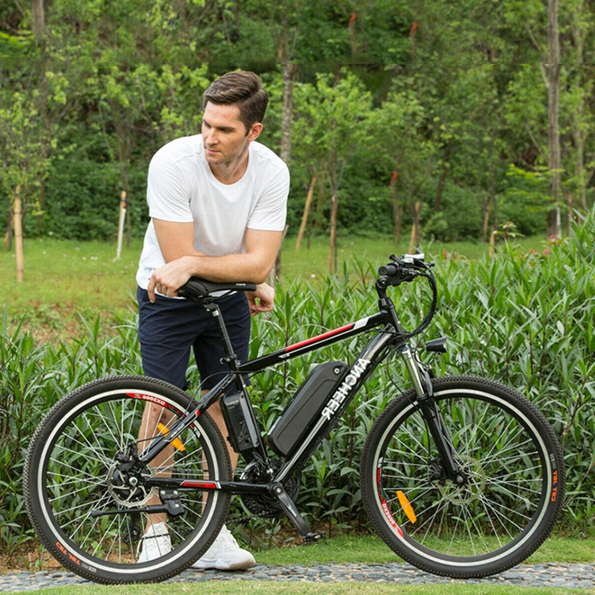 New- Mountain Bicycle 12.5Ah Lithium-Ion