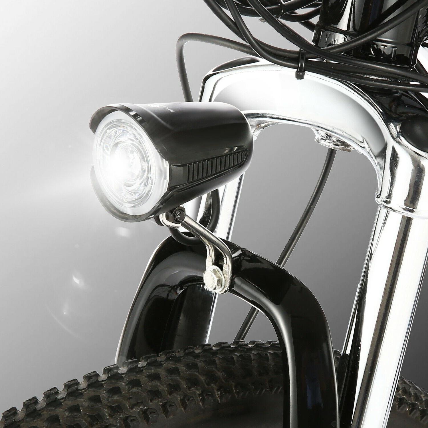 New- Electric Bike Lithium-Ion